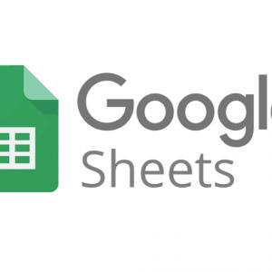 google sheets là gì