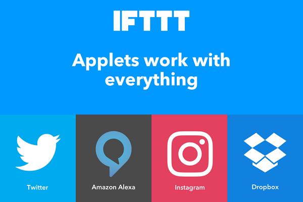 IFTTT giúp chia sẻ bài viết
