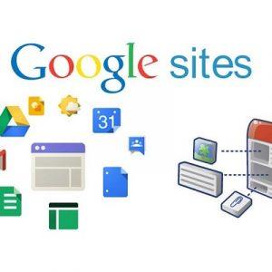 tạo Google Sites chuyên nghiệp